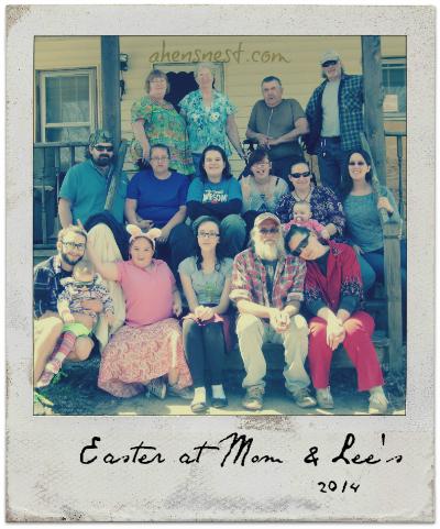 Easter 2014 family