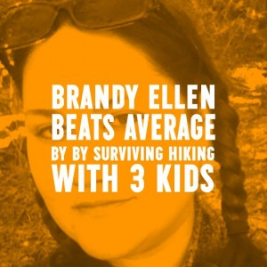 GNC Beat Average Brandy Ellen