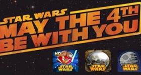 May the 4th Be With you – Amazon App Deals through May 10th!