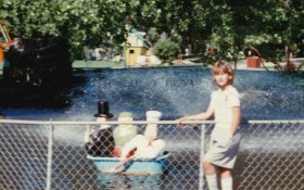 Storybook Land - Three Men in a Tub 1980's