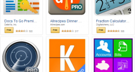 Amazon Offers 30 paid apps worth over $100 for free!