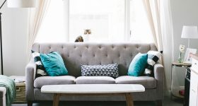 How to decorate your living room to fit your personality