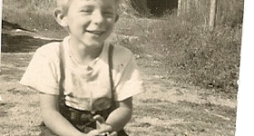 OldPics Dad as a kid