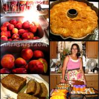 Peach Muffin Recipe