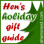ahensnest.com holiday gift guide