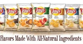 Regional Flavors Frito Lay