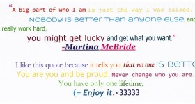 martina mcbride quote