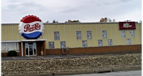 Pepsi sign in PA
