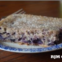 rjmg blueberry cake
