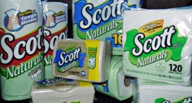 SCOTT Naturals products