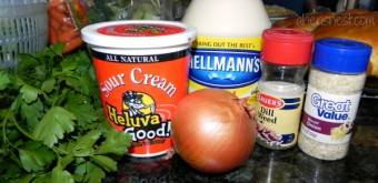 dill dip ingredients