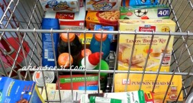 discount groceries budget shopping