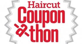 haircut coupon-a-thon $7.99 hair cut discount