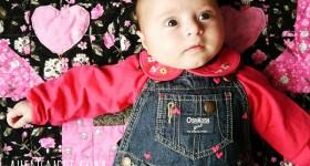 baby OshKosh Bgosh Worl's Best Overalls