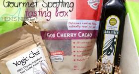 Gourmet Spotting Tasting Box April