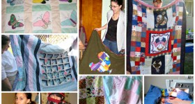 just a few of my Mom's Quilts