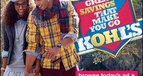 shop Kohl's