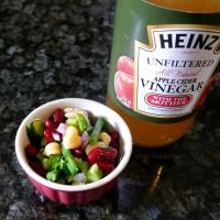 tangy 4 bean salad Heinz