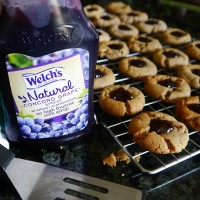 Welchs-peanut-butter-cookies