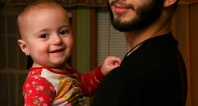 son-and-granddaughter