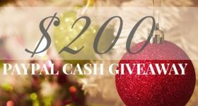 Instagram #BloggersGiveBack $200 Giveaway