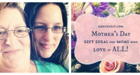 ahensnest.com Mother's Day gift ideas 2014